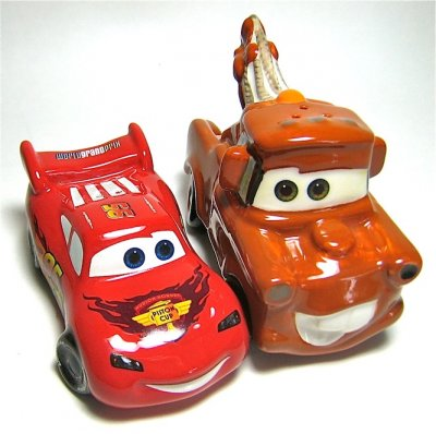 Lightning Mcqueen Mater Cake Ideas And Designs