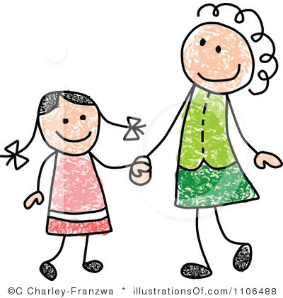 Clip Art Mom Clip Art mom and daughter clipart kid mother panda free images
