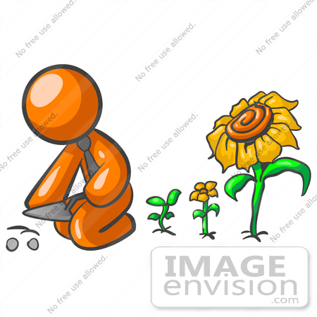 Seed Growing Clipart Seed Clipart