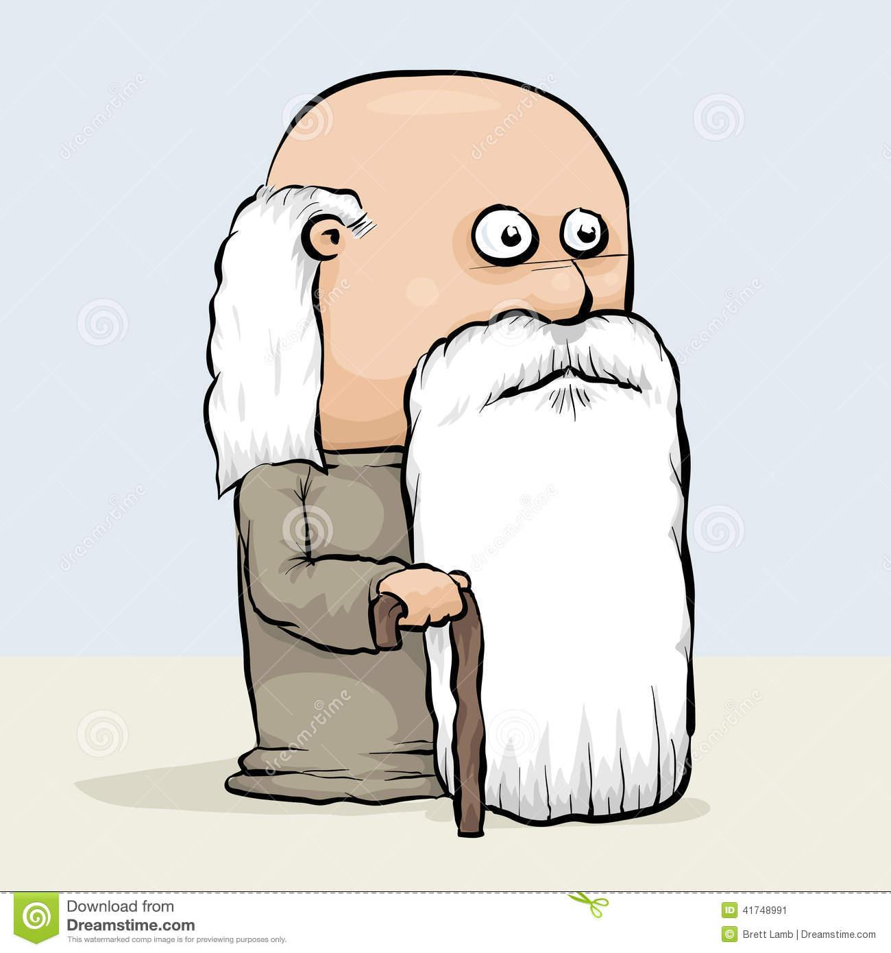 Image Gallery old asian man cartoon