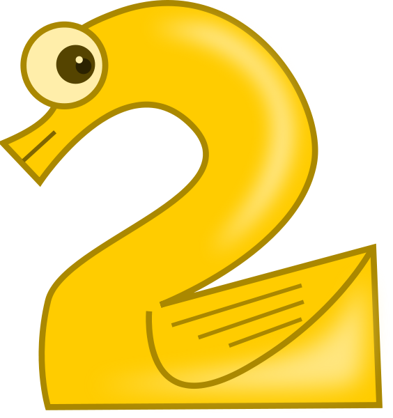 Animal Number 2    Education Animal Numbers Animal Number 2 Png Html