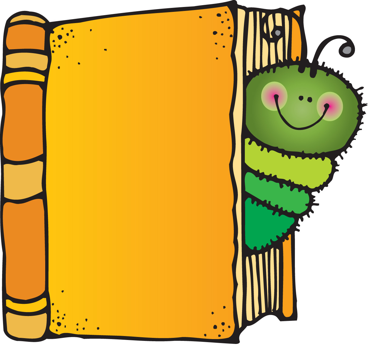 Book Worm Clip Art   Clipart Panda   Free Clipart Images
