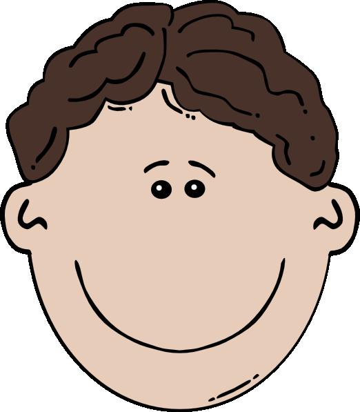 Stick Cartoon Face Clipart - Clipart Kid