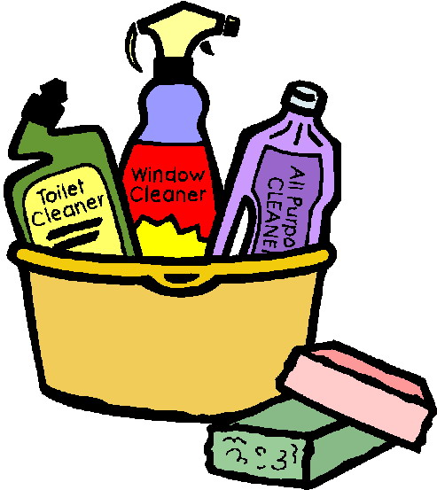 Cleaning Up Clipart