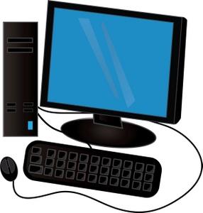 Clip Art Computers Clipart computer clipart kid image computer