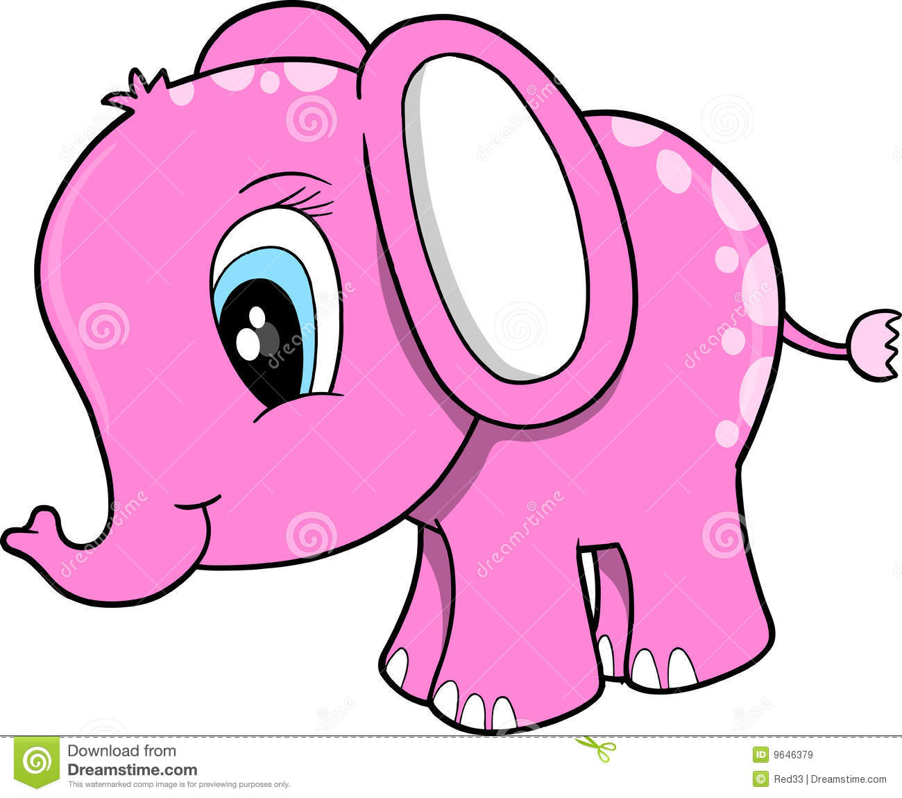Cute Elephant Clipart Fgmisp Car Pictures