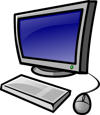 Clip Art Computers Clipart computer clipart kid desktop computer18