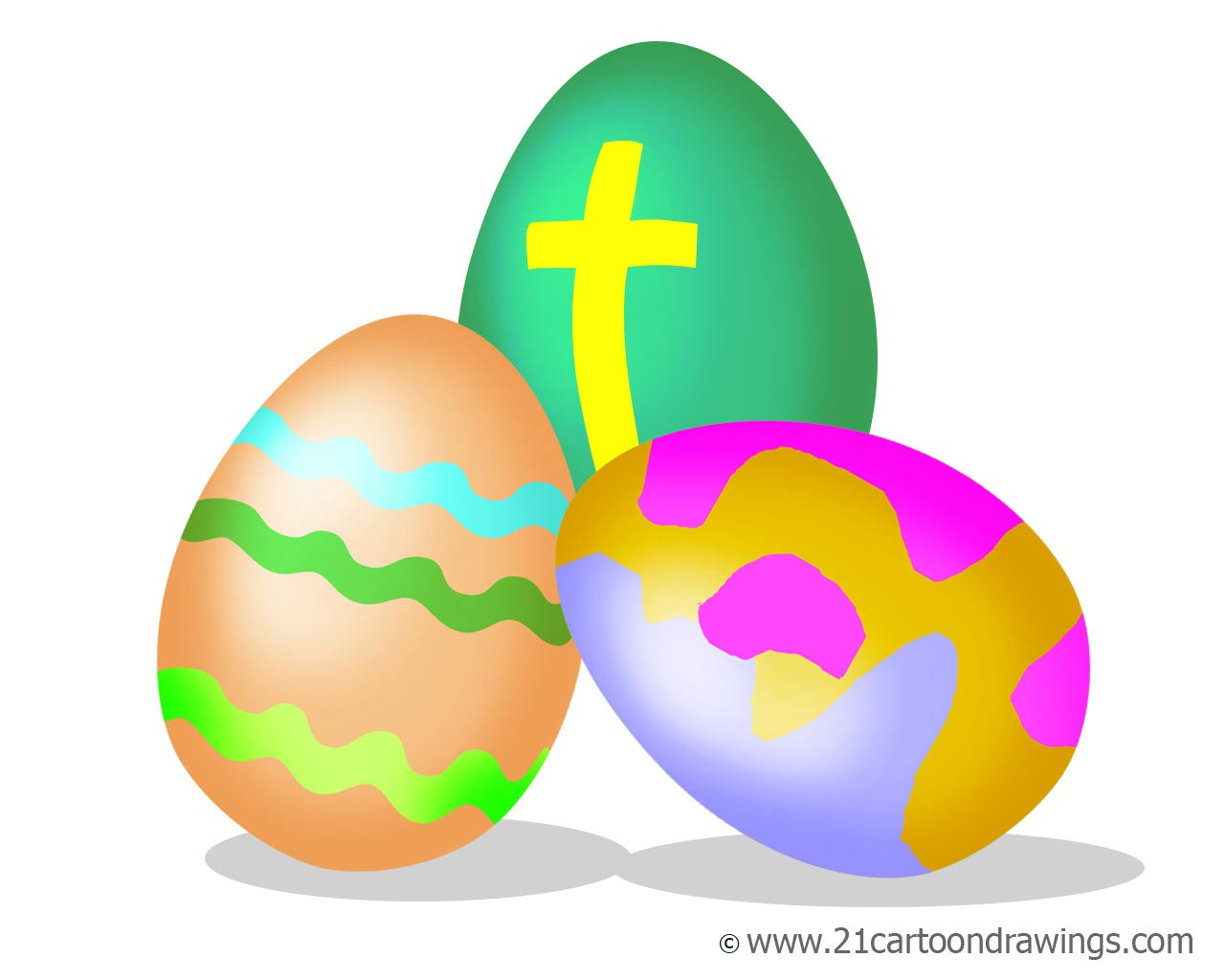 Egg Easter This Easter Clip Art Picture Great For Christian Cliparts