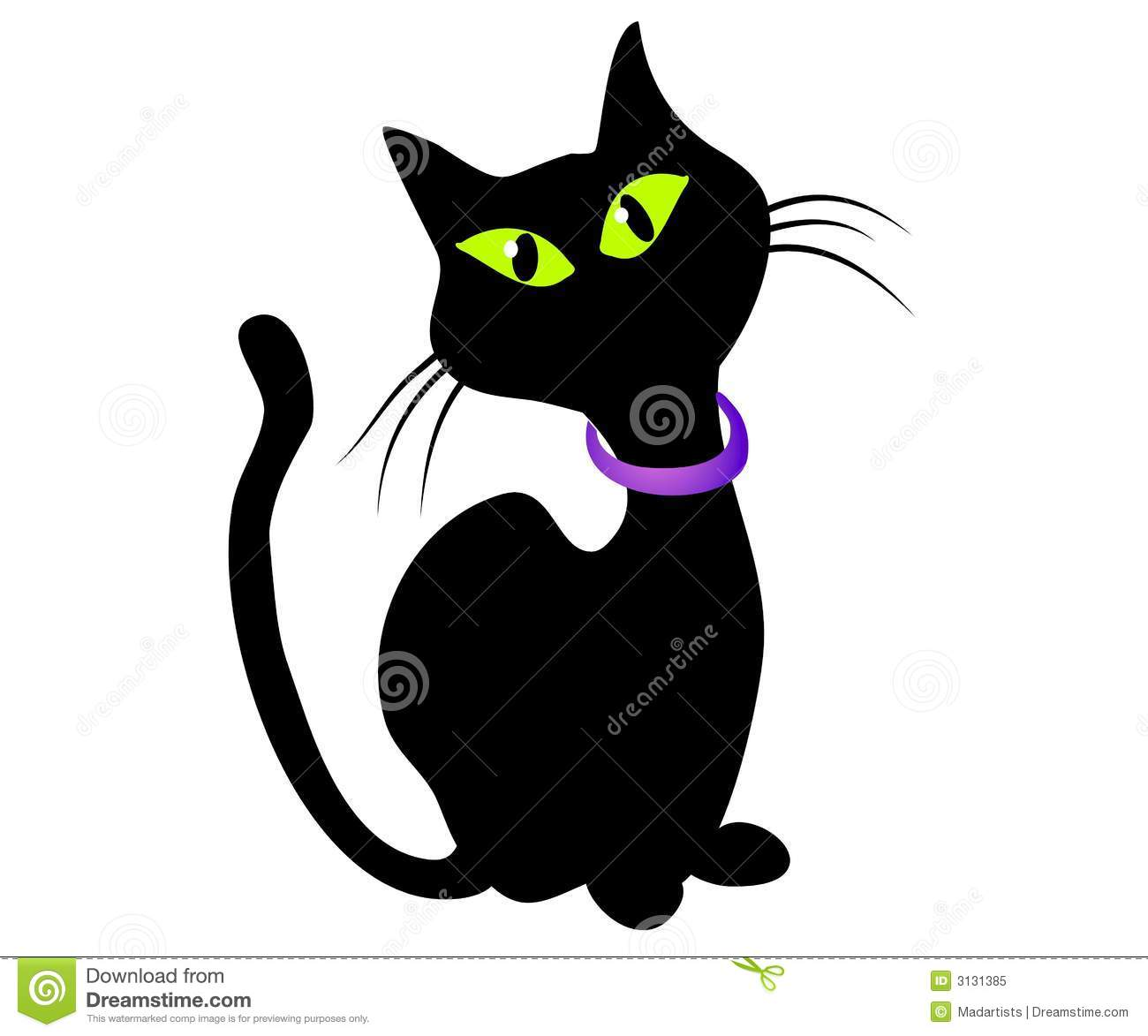 Go Back   Images For   Black Cat Face Clipart
