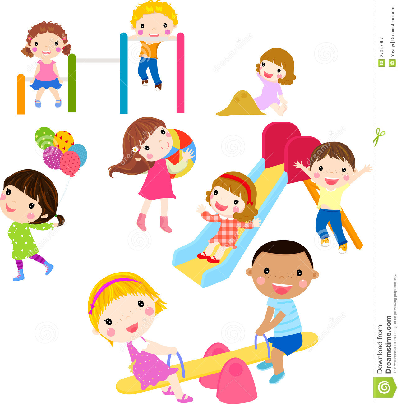 Fun Ladies Clipart - Clipart Kid