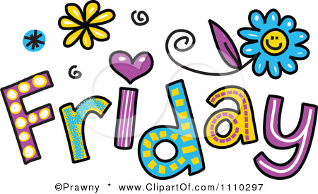 Happy Friday Clipart Images Today Is Friday