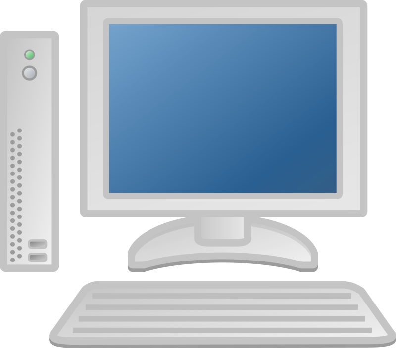 Office Clipart Png 115 26 Kb Thin Client Computer Clipart Png 54 08 Kb