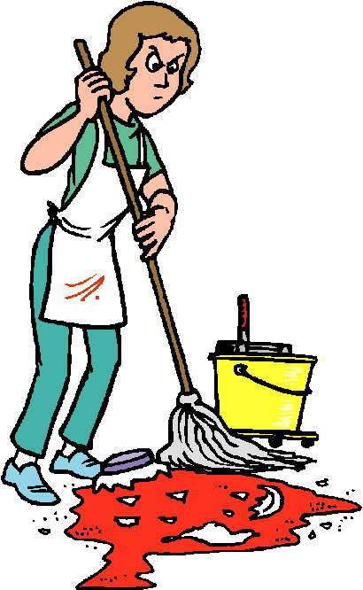Pictures Of Free Cartoon Images House Cleaning Service