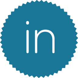 Simple Badge Linkedin Icon Png Clipart Image   Iconbug