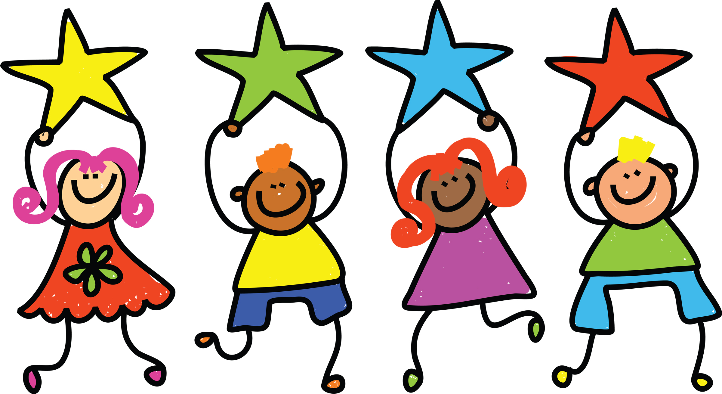 Clip Art Group Of Students Clipart - Clipart Kid