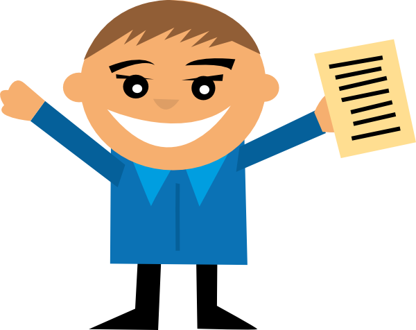 Student Clipart - Clipart Kid
