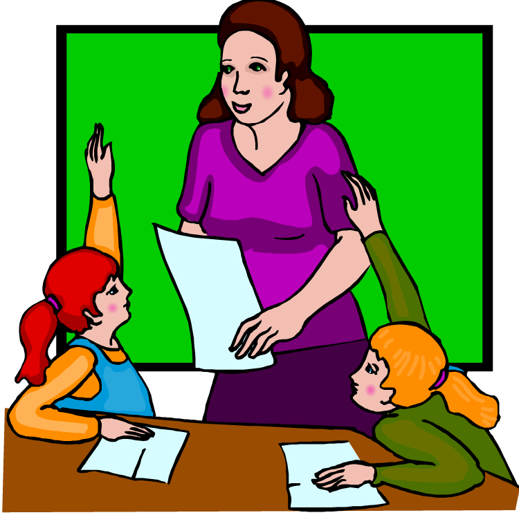 Black Teacher Teaching Clipart - Clipart Kid