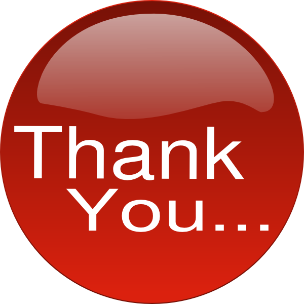 Thank You Clip Art At Clker Com   Vector Clip Art Online Royalty Free
