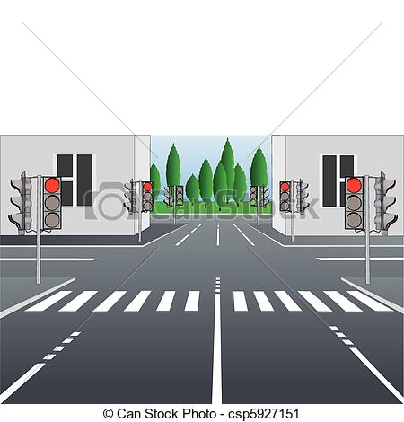Street Clipart - Clipart Suggest