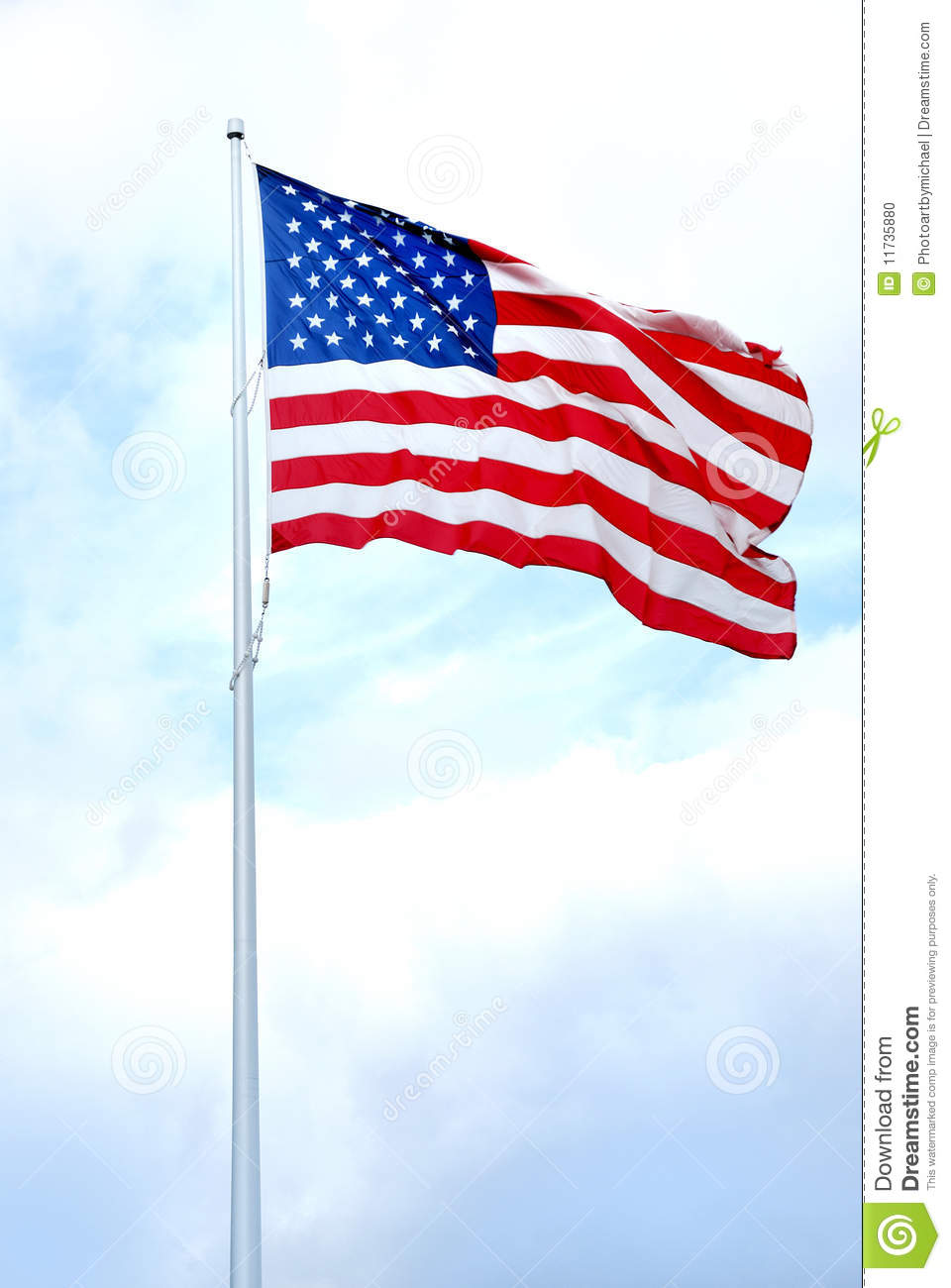 Image Gallery American Flagpole
