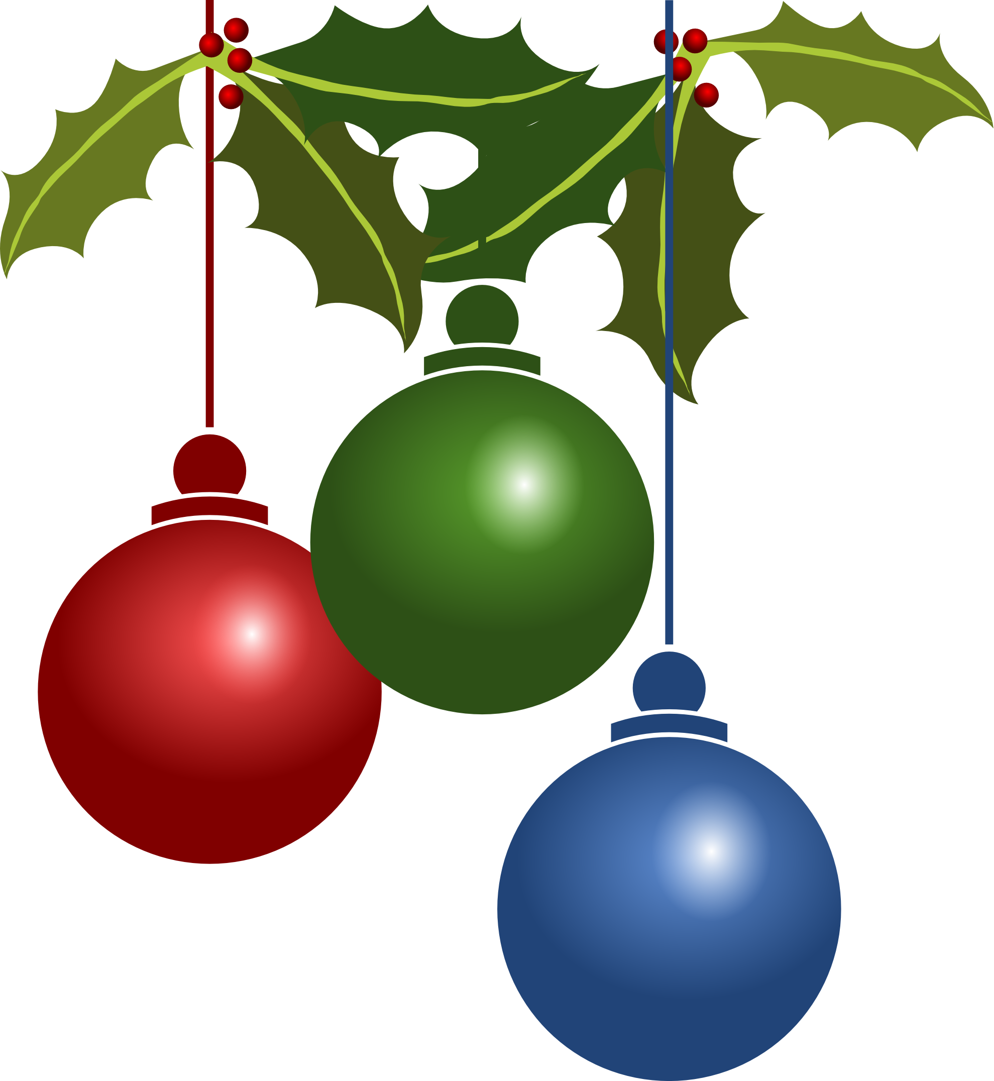 Christmas Ornament Clipart Bcybbkdcl Png