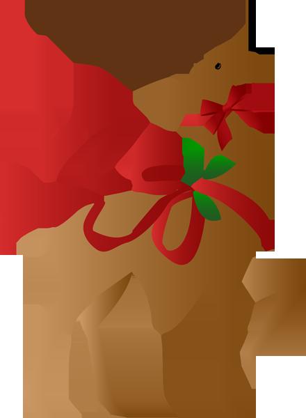 Printable Christmas Reindeer Clipart - Clipart Kid Reindeer Head Template Printable