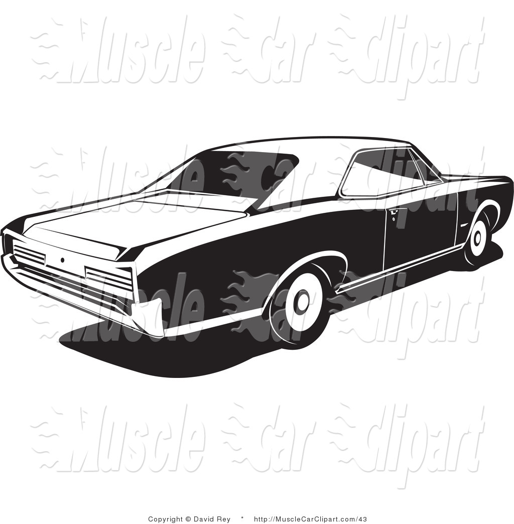 Classic Muscle Car Clipart This Cars Stock Muscle Car