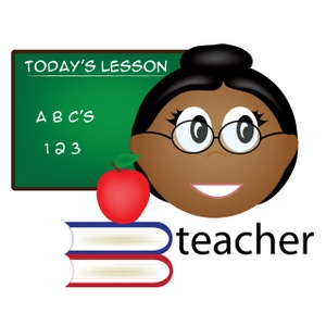 Clipart Elementary Teachers