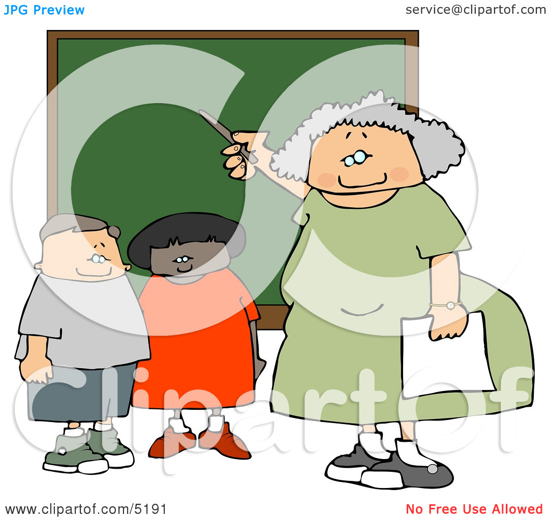 Elementary Classroom Clipart ~ Elementary teacher clipart kid