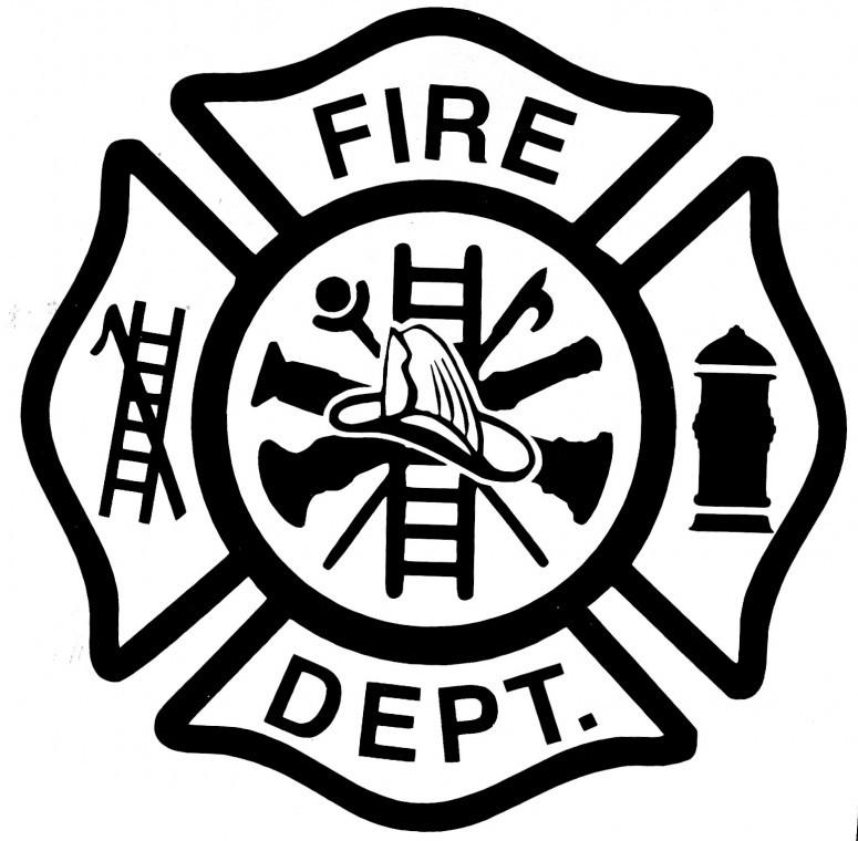 Firefighter Emblem Clipart - Clipart Kid