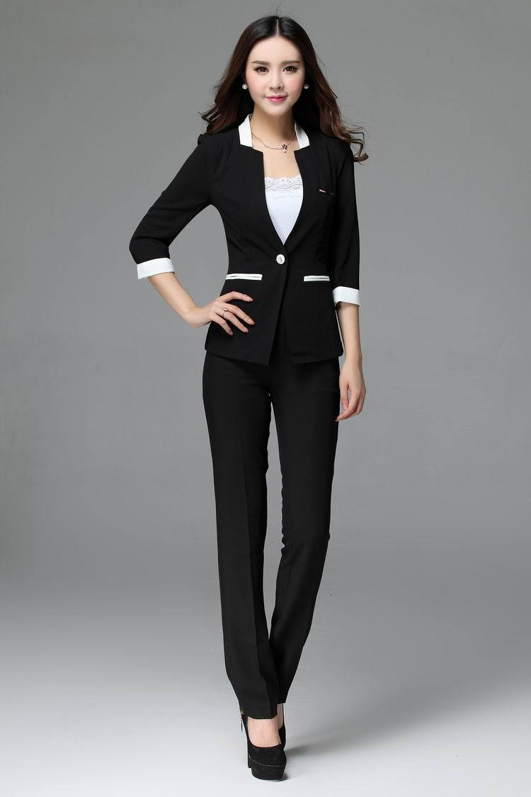 Formal Business Suits For Women Business Suits Women Pant
