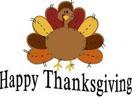 Happy Thanksgiving Clipart - Clipart Kid