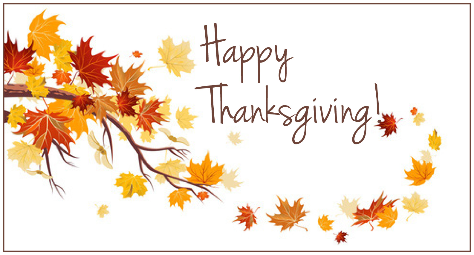 Happy Thanksgiving Clipart Images & Pictures - Becuo