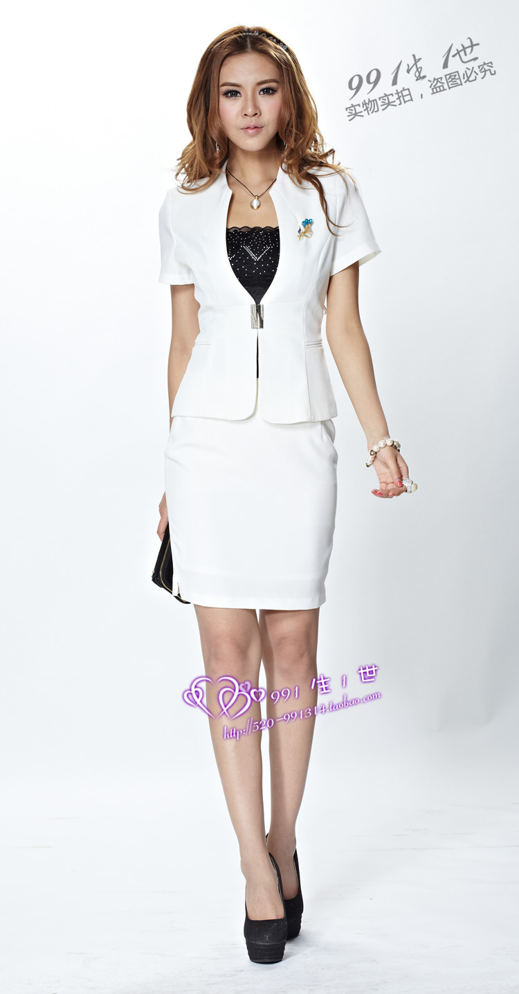 Ladies Work Skirt Suits Fashion Ladies Skirt Suits