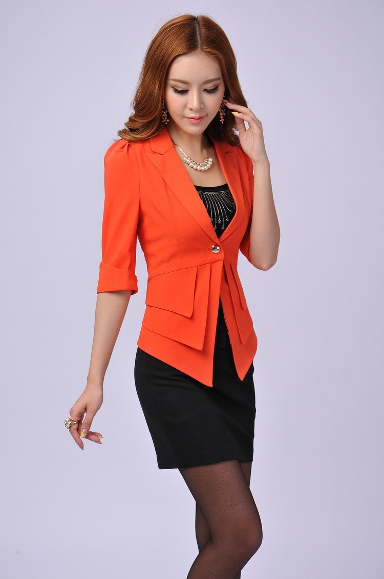Ladies Work Skirt Suits Women Suit With Skirt And