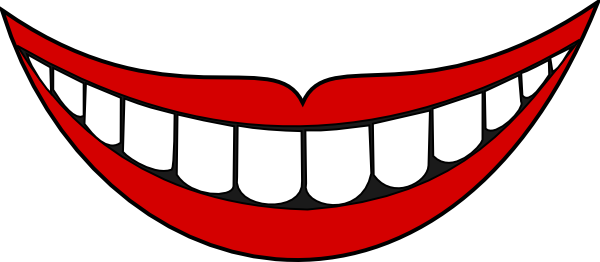 Mouth Clip Art At Clker Com   Vector Clip Art Online Royalty Free