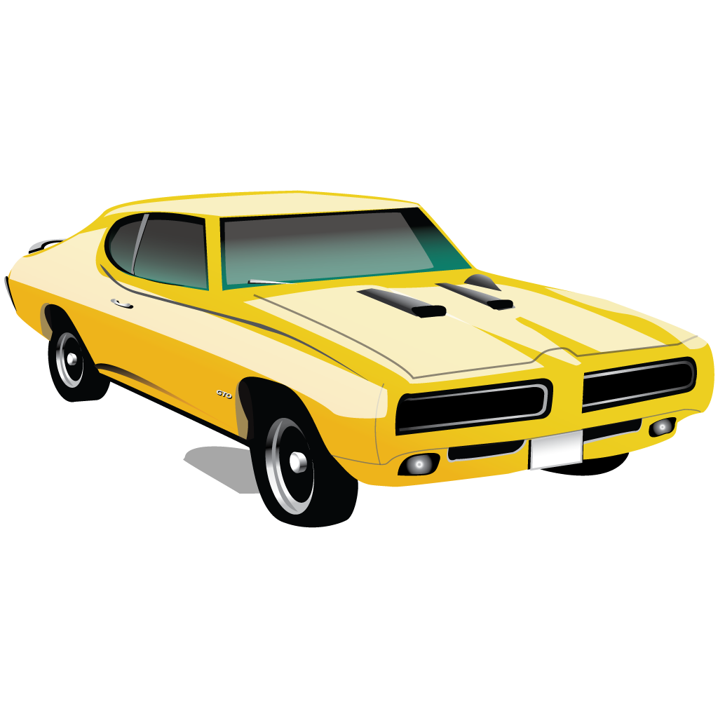 Muscle Car Icon