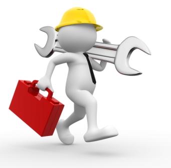 Maintenance Worker Clipart - Clipart Kid