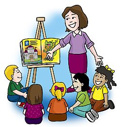 Reading Teacher Clipart Clipart Panda Free Clipart Images