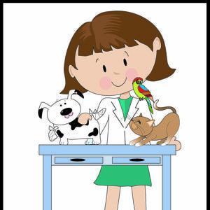 Clip Art Veterinarian Clipart animal vet clipart kid veterinary technology assisting and medicine