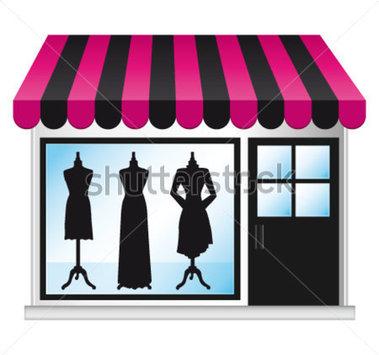 tienda de ropa clip art christmas