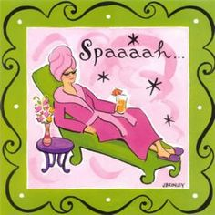 Free Printable Clip Art On Pinterest   Spa Party Spas And Day Spas