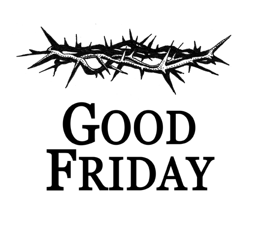Good Friday Clip Art   Picture Frame Collection