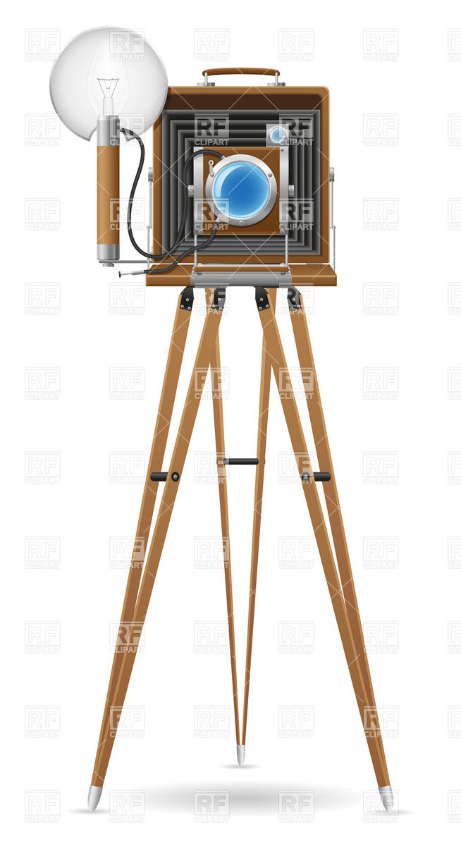 Old Camera Clipart   Camera Information