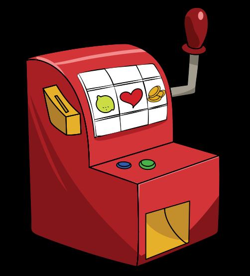 Slot Machine Clipart
