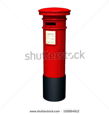 Stock Images Similar To Id 50816641   British Mail Box Post Office Box