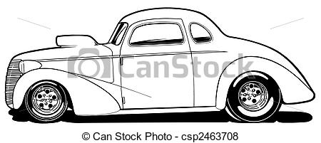 Stock Photo   38 Chevy Street Rod   Stock Image Images Royalty Free