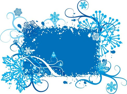 Winter Transparent Background Clipart