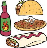 1031 Mexican Food Clipart   Clipart Panda   Free Clipart Images
