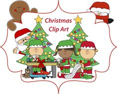 Christmas Clip Art    Free    All Of The Clip Art On This Site Is Free